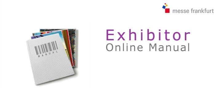 Exhibitor-online-manual