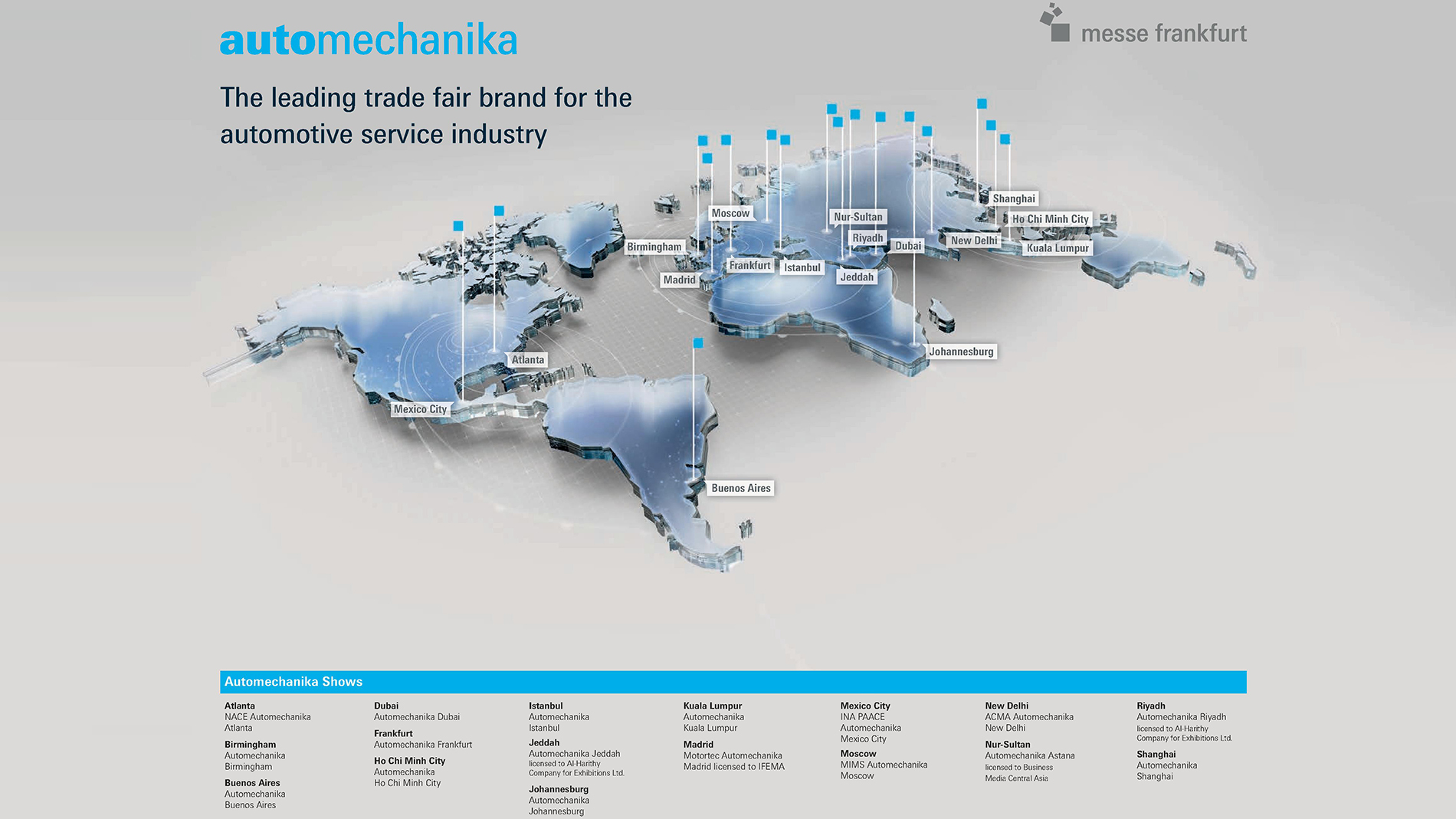 Automechanika Worldwide